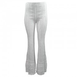 Lace long pants Ibiza style